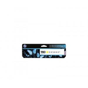 Cartouche encre HP 980 D8J09A   Jaune