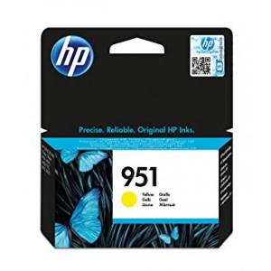 Cartouche encre HP CN052AE N°951 Jaune
