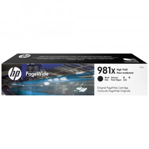 Cartouche encre HP L0R12A Noir