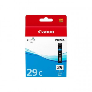 Cartouche encre Canon PGI-29C Cyan