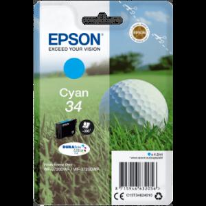epson-cartouche-d'encre-Cyan-C13T34624010 -