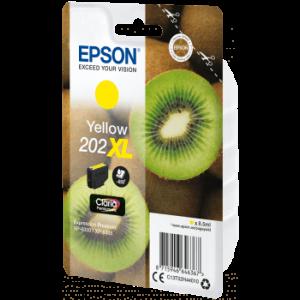 epson-cartouche-d'encre-Jaune--202XL C13T02H44010 Photo