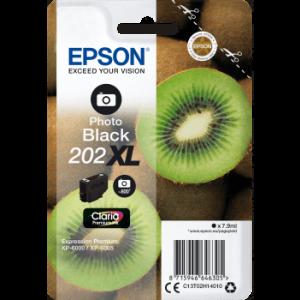epson-cartouche-d'encre-noir--202XL C13T02H14010 Photo