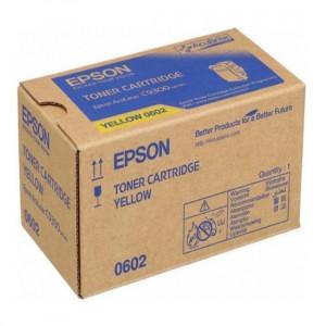 Toner Jaune EPSON C13S050602