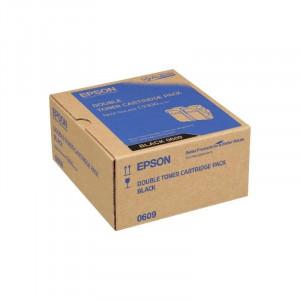 Toner noire EPSON Multipack C13S050609