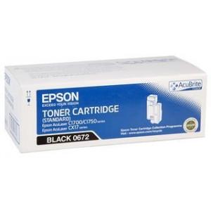 Toner noire EPSON Multipack C13S050672