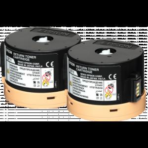 Multipack Toner noire EPSON C13S050711