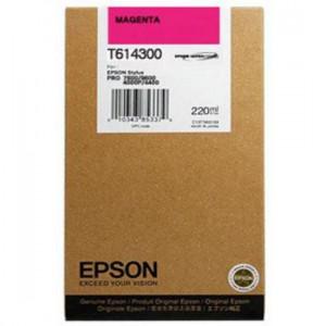 Epson  C13T614300 Magenta – Cartouche d'encre origine
