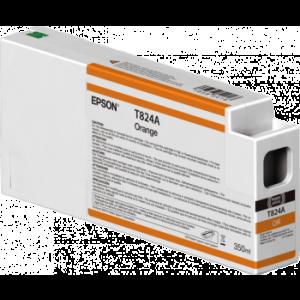 Cartouche d'encre origine Epson T824A / C13T824A00 Orange