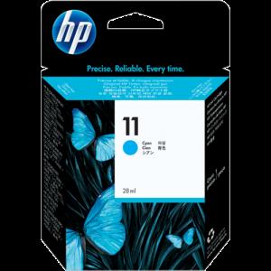 Cartouche d'encre origine HP 11 / C4836AE Cyan