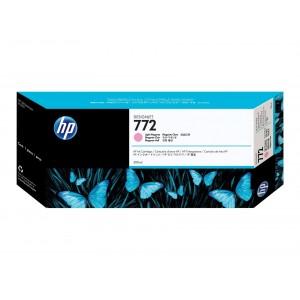 Cartouche d'encre Origine HP 772 Magenta clair / CN631A