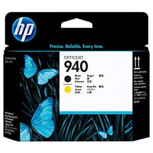 HP C4900A Noir Jaune