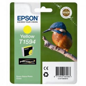 Cartouche encre Epson T1594 Jaune