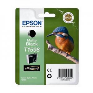 Cartouche encre Epson T1598 noire Mat