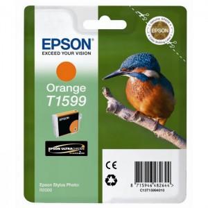 Cartouche encre Epson T1599 orange