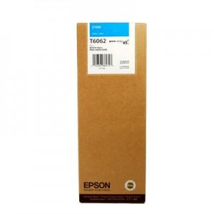 cartouche encre Epson T6062 cyan