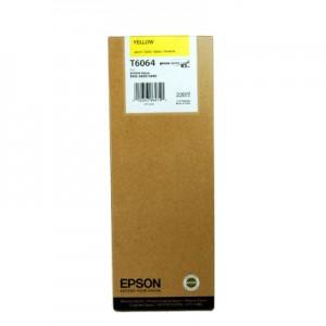 cartouche encre Epson T6064 jaune