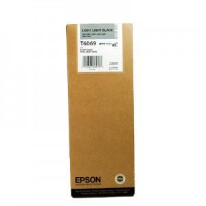 cartouche encre Epson T6069 gris Clair