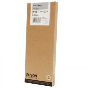 cartouche encre Epson T6067 gris
