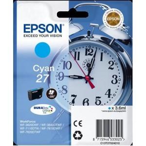 Cartouche d encre Epson T2702 cyan 27- Réveil