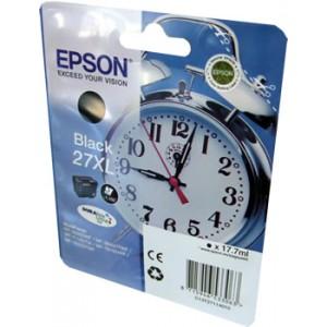 Cartouche d encre Epson T2711 Noire 27 XL- Réveil