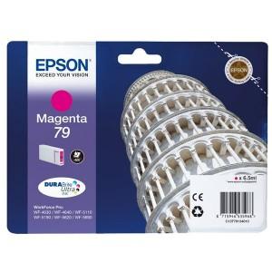 Cartouche encre Epson T7913 - 79 Magenta