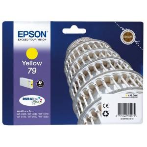 Cartouche encre Epson T7914 - 79 jaune