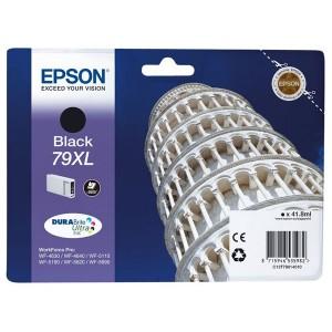 Cartouche encre Epson T7901 - 79XL Noire