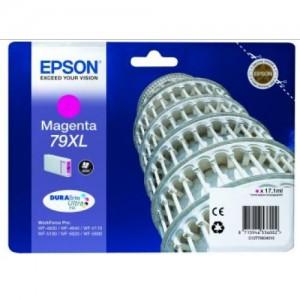 Cartouche encre Epson T7903 - 79XL Magenta