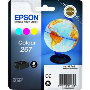 Cartouche encre Epson 267 couleur - Globe