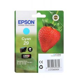 Cartouche Epson T2982 Cyan Série 29 Fraise