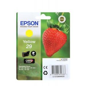 Cartouche Epson T2984 jaune Série 29 Fraise