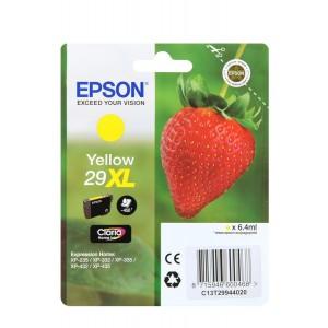 Cartouche Epson T2994 jaune Série 29XL Fraise