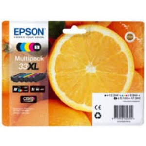 Multipack Oranges Epson T3357 xl