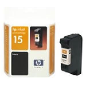 Cartouche encre HP C6615DE N°15 Noire