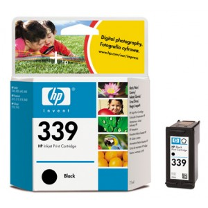 Cartouche encre HP C8767EE N°339 Noire