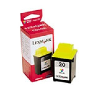 Cartouche encre Lexmark 15MX120 Couleur