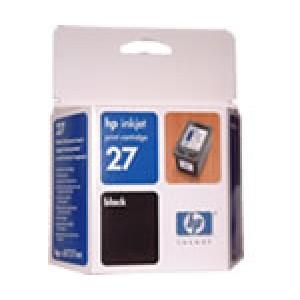 Cartouche encre HP C8727AE N°27 Noire