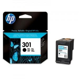 Cartouche HP N°301 Noire CH561EE