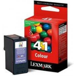 Cartouche encre Lexmark couleur N°41