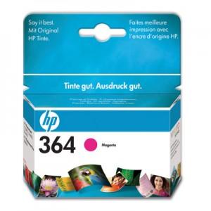 Cartouche encre HP 364 Magenta -CB319EE