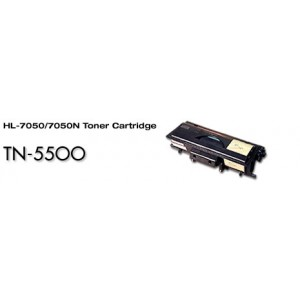 Toner laser Brother TN5500 Noire