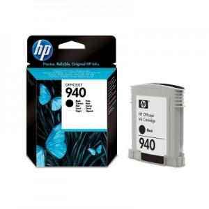 Cartouche encre HP noire N°940 - C4902AE