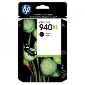 Cartouche encre HP noire N°940XL - C4906AE