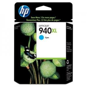 Cartouche encre HP Cyan N°940XL - C4907AE