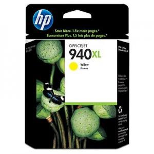 Cartouche encre HP Jaune N°940XL - C4909AE