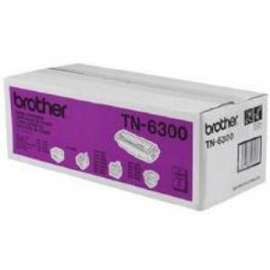 Toner laser BROTHER TN6300 Noire