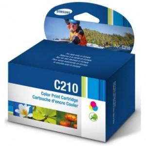 cartouche d\'encre Samsung INK-C210/ELS couleur