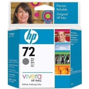 cartouche HP  C9401A -72 Gris