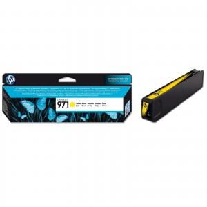 Cartouche encre HP 971 jaune
